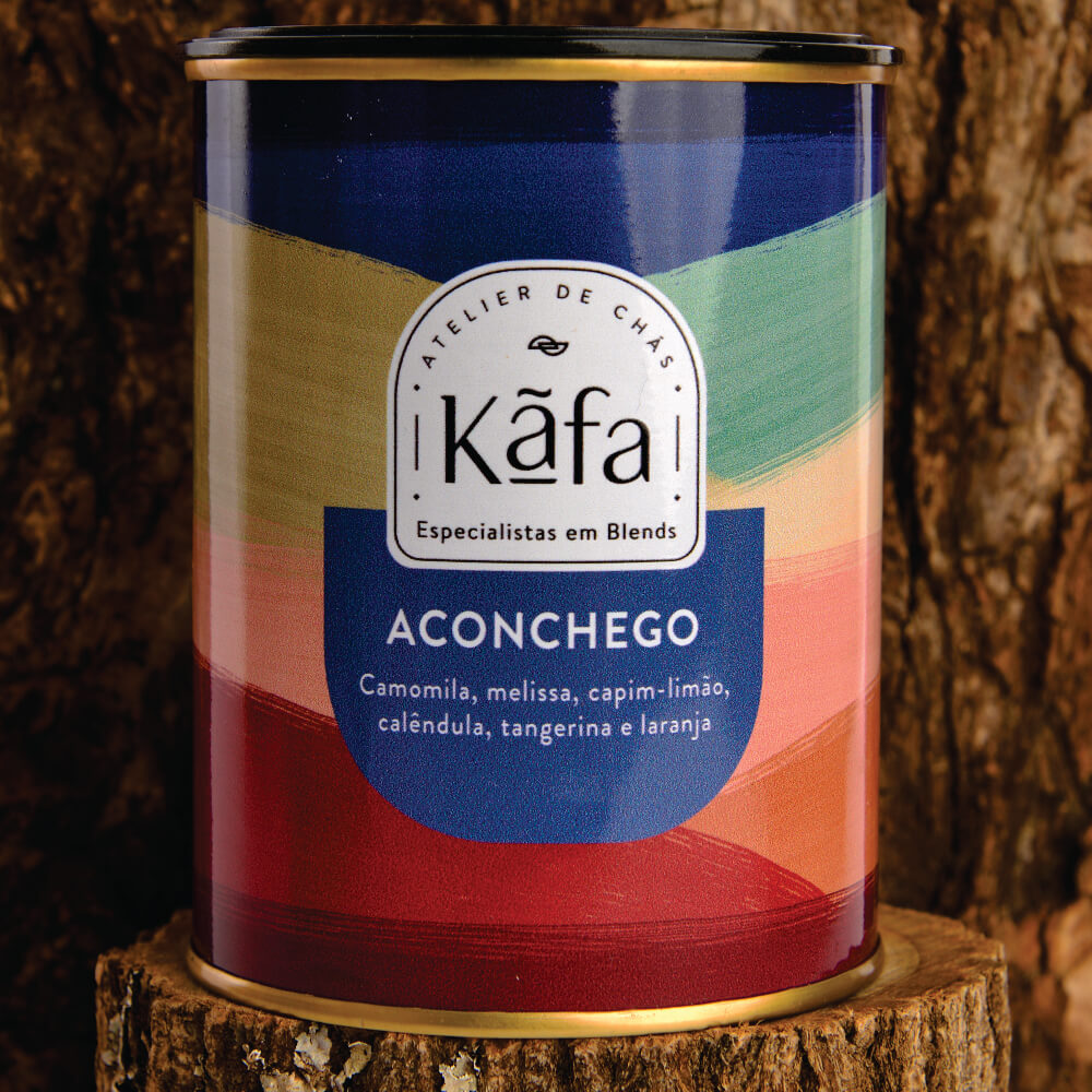 Blend De Chá De Camomila ACONCHEGO