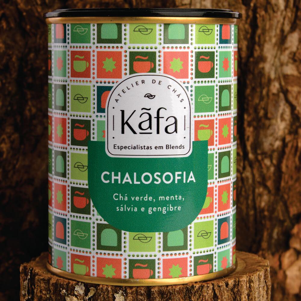 Blend De Chá Verde CHALOSOFIA