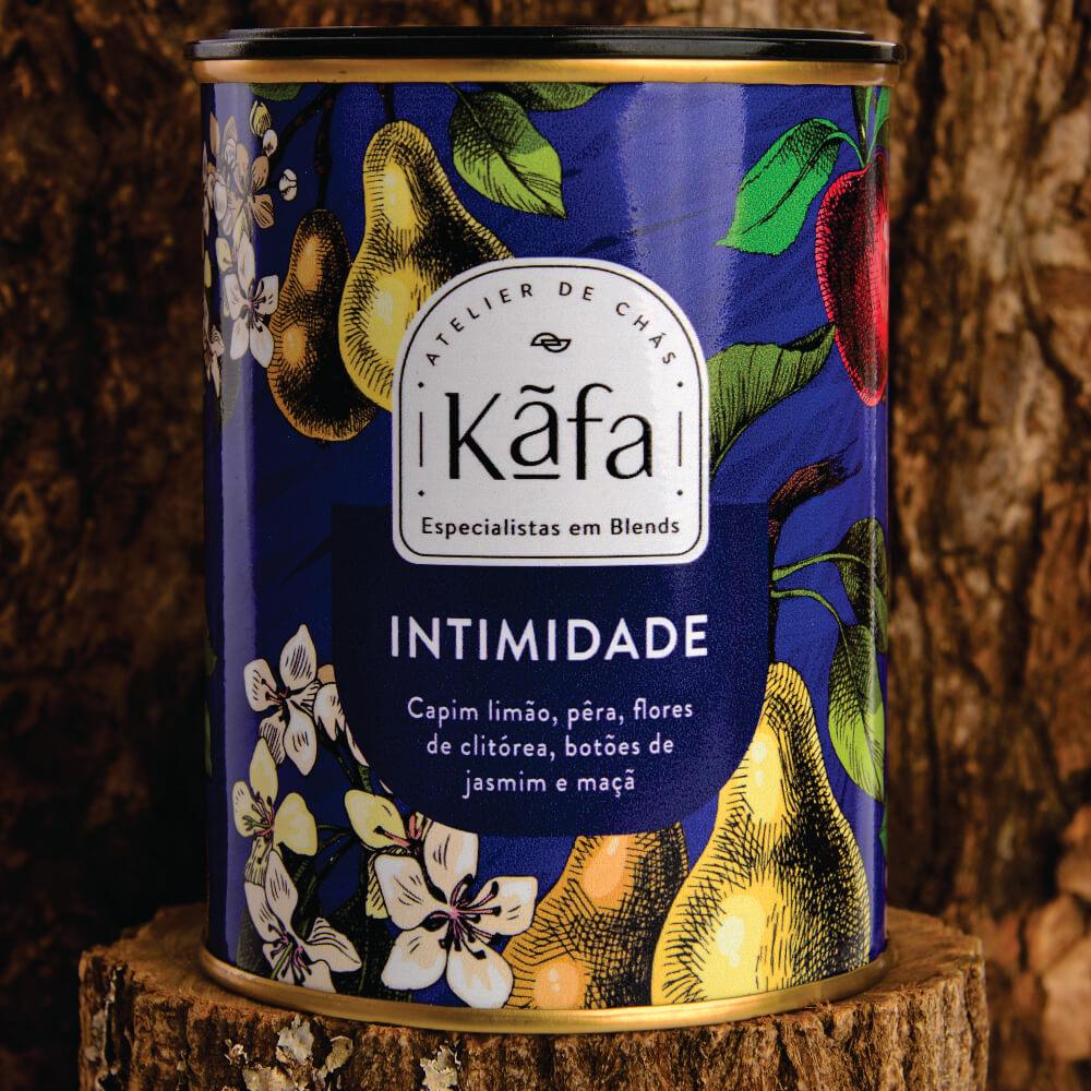Blend De Chá Capim Limão E Clitória INTIMIDADE