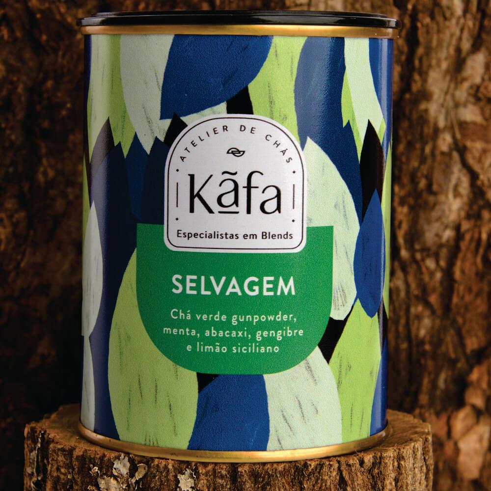 Blend De Chá Verde SELVAGEM