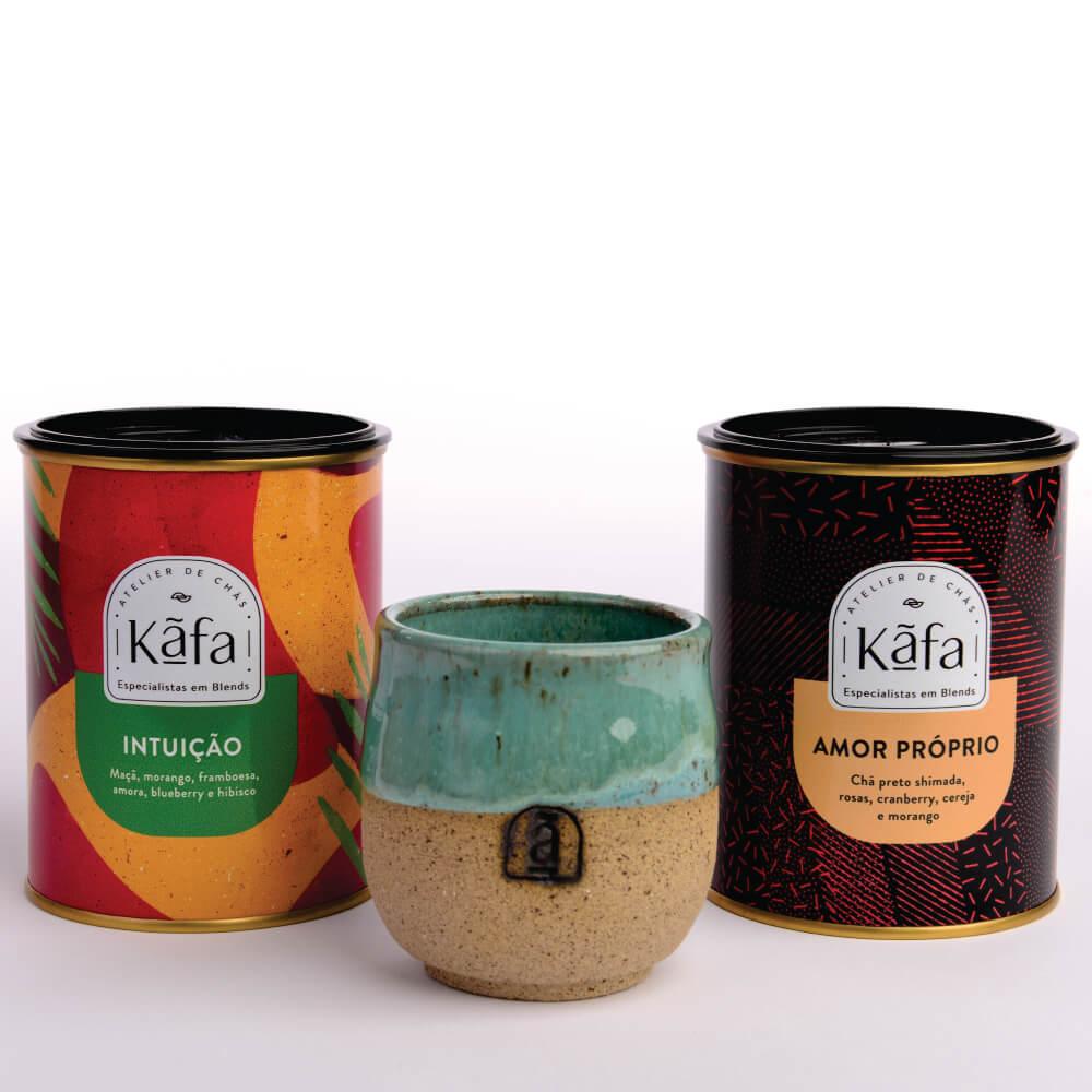 Kit Chá Preto E Frutas Vermelhas – SOL